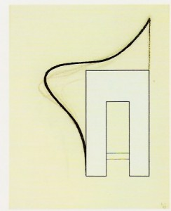 Carvão, grafite, Tinta-da-china e Guache s/papel 41,5x29,5cm