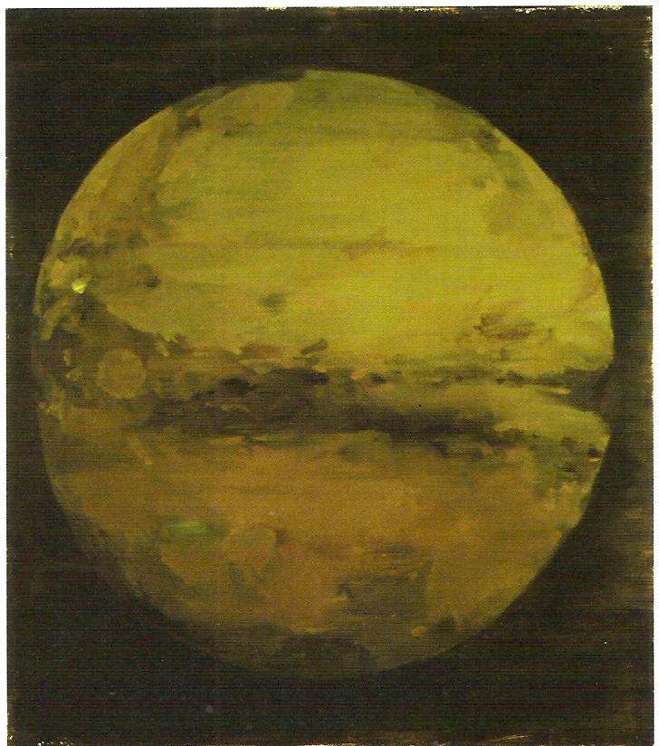 Óleo sobre tela, 160 x140 cm
