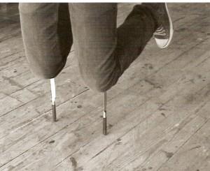 DV PAL, imagem a preto e branco, sem som, série de 3 +1PA, 7'47''.