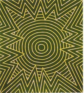 Acrílico sobre tela, 180 x x 160 cm