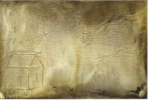 Tinta Acrílica s/ tela, 130x195cm
