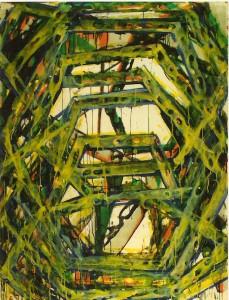 Guache s/ papel 160x120cm