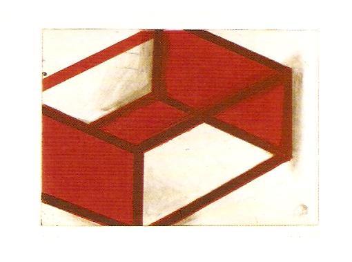 Guache sobre papel, 40x61 cm