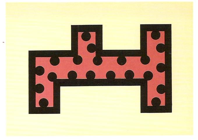Guache sobre papel, 30 x 41 cm