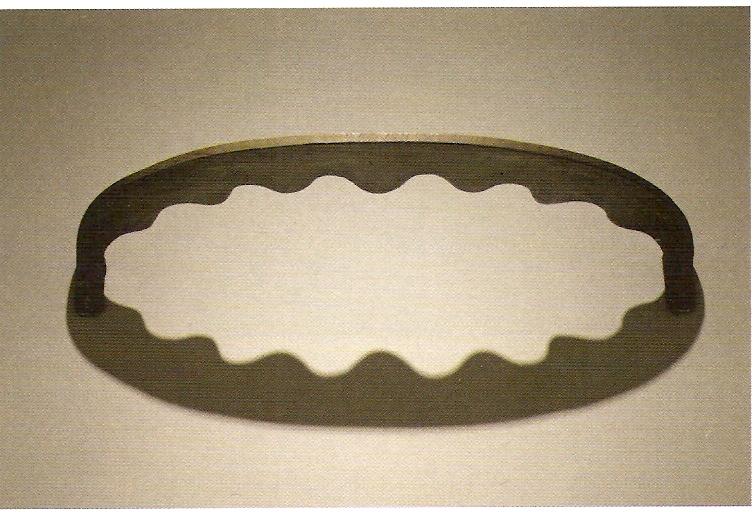 Ferro Fundido, 9,5x76,5x27 cm