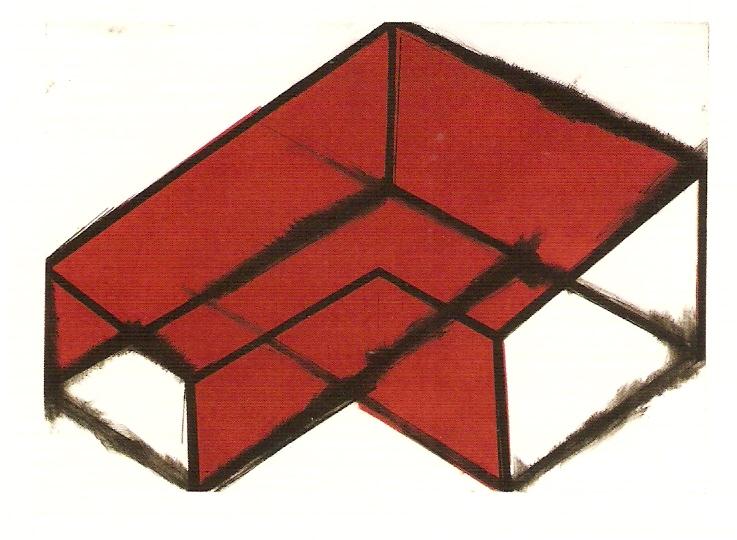 Guache sobre papel, 124x155,5cm