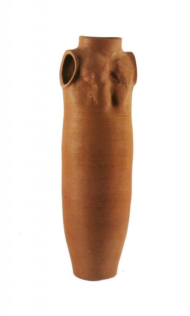 Terracota,  152x47x41 cm