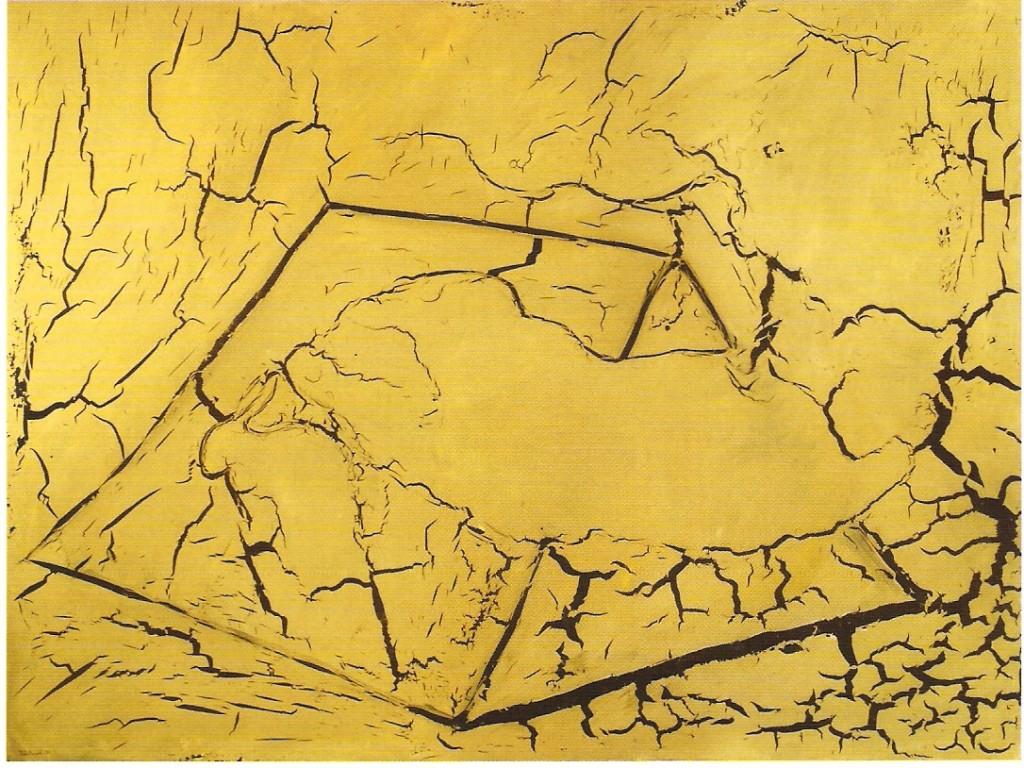 Tinta Acrílica s/ tela, 150x200cm