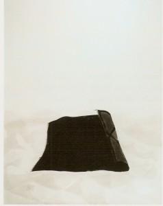 Tinta-da-china e acrílico sobre papel, 160x120cm
