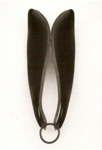 Ferro 26x38x110cm