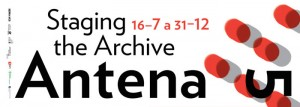 Staging the Archive-1