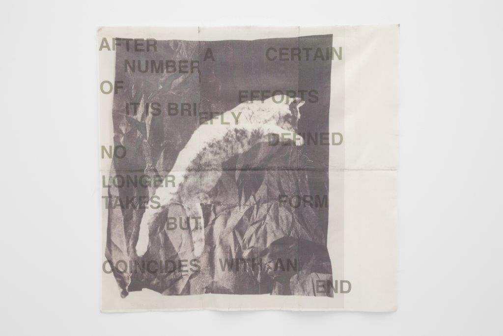 A3 colados, com impressão inkjet, tinta da china sobre pano 84 x 89,1cm